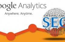 Google Analytics ir SEO