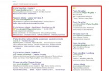 Old search results (1)