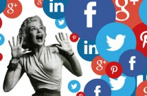socialiniu mediju vartosena